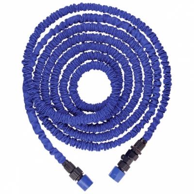Ferro COBRA wąż ogrodowy rozciągliwy  8 - 23 m.  z kompletem złączek