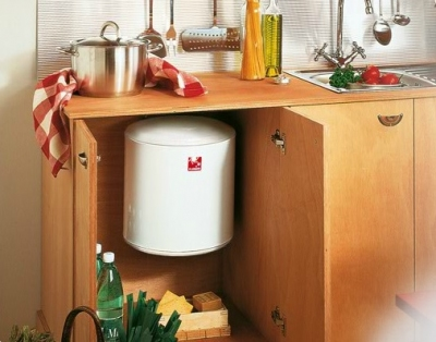 ATLANTIC OPRO Small Pojemnościowy ogrzewacz wody 10l podumywalkowy [PC10SB]