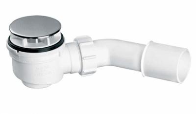 McALPINE HC252570B  Syfon brodzikowy z elementem umożliwiającym czyszczenie od góry