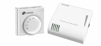 VOLCANO potencjometr + termostat do nagrzewnic VR