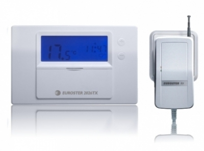 Regulator temperatury bezprzewodowy EUROSTER 2026TX
