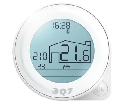 Regulator temperatury przewodowy EUROSTER Q7