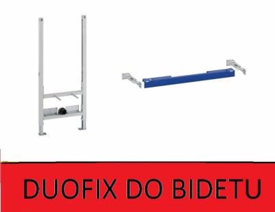 GEBERIT Duofix BASIC stelaż do bidetu + wsporniki KOMPLET