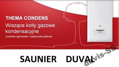 Saunier Duval THEMA CONDENS kocioł gazowy F 25
