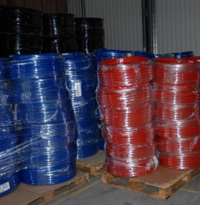 COMAP rura PERT / AL / PERT 16 x 2 mm W IZOLACJI CZERWONA - 50 METRÓW