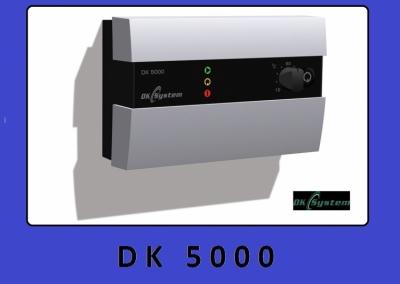 DK SYSTEM regulator , sterownik pompy C.O. DK 5000
