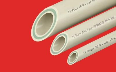Rura PP fi 32 FASER  PN20 z wkładką poliwęglanową