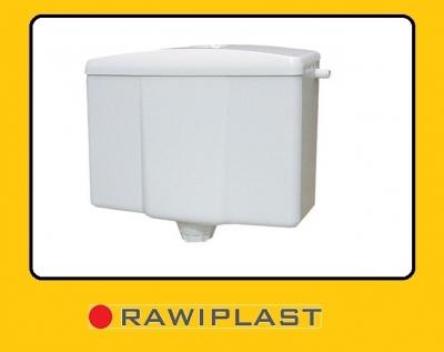 RAWIPLAST dolnopłuk start/stop B101K Spłuczka WC