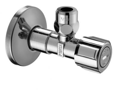 Schell zawór kątowy regulacyjny pod baterię 1/2 x 3/8 z filtrem