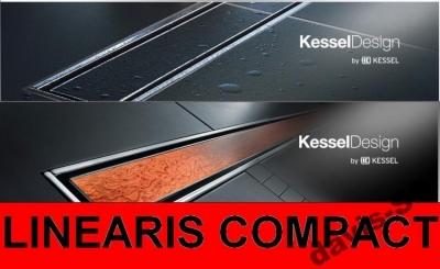 KESSEL LINEARIS COMPACT odpływ liniowy 650 mm