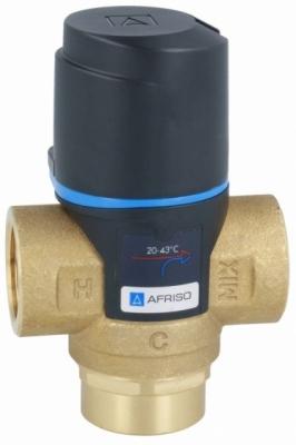 AFRISO ATM 331 termostatyczny zawór mieszający 3/4 ,  zakres temperatury 20-43st.C, Kvs 1,6