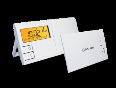 091FLVBC Bezprzewodowy programowany regulator temperatury-tygodniowy z modułem sterowania kotłem VAILLANT