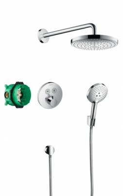 HANSGROHE Raindance Select S Podtynkowy zestaw prysznicowy Raindance Select S/ ShowerSelect S