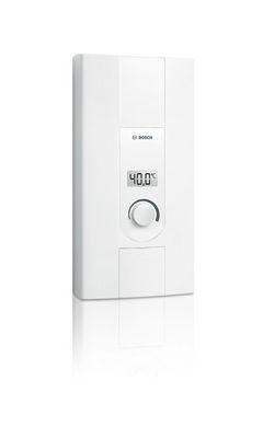 Bosch (Siemens) 21 / 24 KW Elektryczny elektroniczny przepływowy ogrzewacz wody z LCD Bosch Tronic 7000 - TR7000 21/24 DESOB