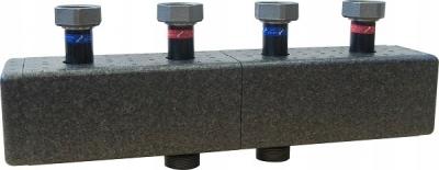 AFRISO  Rozdzielacz KSV 125-2 70 kW, dla 2 obiegów pompowych