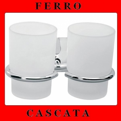 FERRO CASCATA Szklanka podwójna