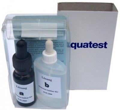 BWT Aquatest tester twardości wody 18997