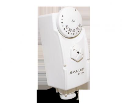 SALUS AT10 Regulator temperatury przylgowo-rurowy