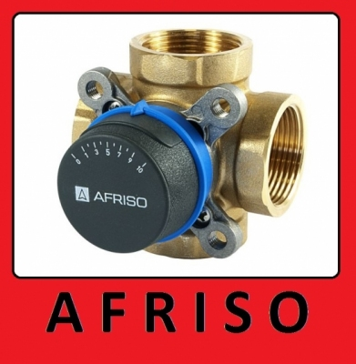 AFRISO ARV 486 zawór mieszający 4-drogowy DN40 6/4