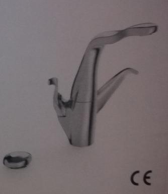 ORAS ALESSI Swan By Oras bateria elektroniczna kuchenna z obrotową wylewką