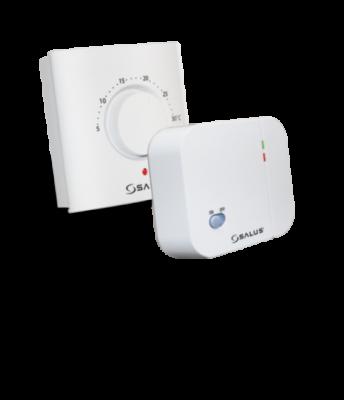 SALUS ERT20RF Elektroniczny, dobowy, bezprzewodowy regulator temperatury