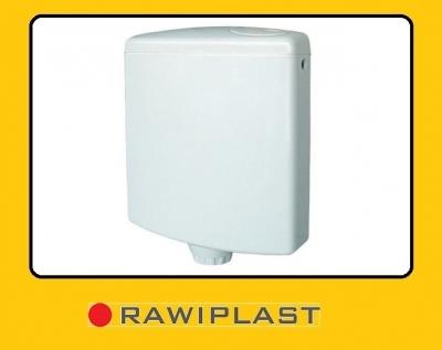 RAWIPLAST dolnopłuk ABS B106K Spłuczka WC
