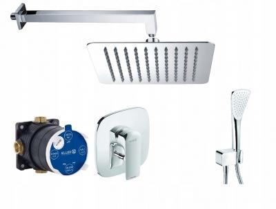 KLUDI AMEO zestaw podtynkowy prysznicowy natryskowy