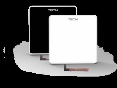 TECH C-8 f Bezprzewodowy czujnik podłogowy – rejestracja