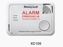 HONEYWELL DETEKTOR TLENKU WĘGLA CZADU XC100