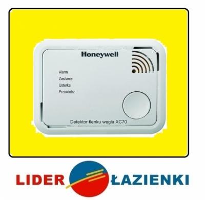Honeywell detektor tlenku węgla , CZUJNIK CZADU typ XC70