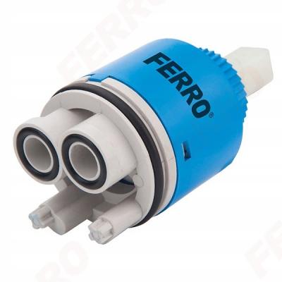 FERRO Głowica ceramiczna baterii 40 mm wysoka GW1