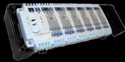 SALUS KL06 Listwa centralna ogrzewania podłogowego 230V