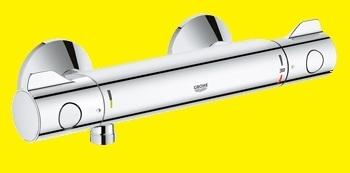 Grohe Grohtherm 800 Bateria Prysznicowa Z Termostatem Natryskowe