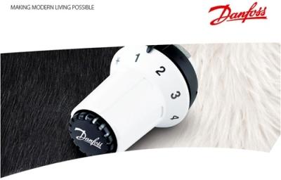 DANFOSS PANDA głwica termostatyczna M30x1,5 do grzejników RADSON , KERMI , PURMO itp