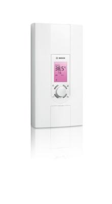 Bosch (Siemens) 21 / 24 KW Elektryczny elektroniczny przepływowy ogrzewacz wody z LCD Bosch Tronic 8500 - TR8500 21/24 DESOAB