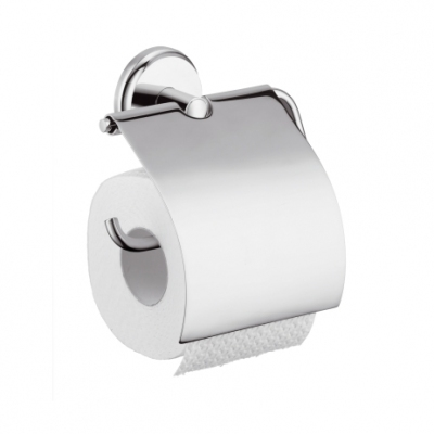 HANSGROHE Logis Classic Uchwyt na papier toaletowy CHROM