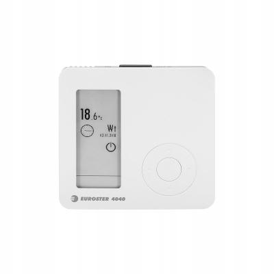 EUROSTER 4040 Przewodowy regulator temperatury