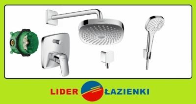 HANSGROHE LOGIS zestaw podtynkowy prysznicowy SELECT