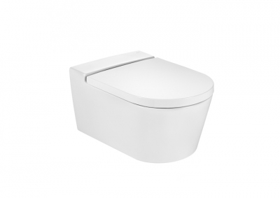 ROCA Inspira Miska WC podwieszana Rimless Round