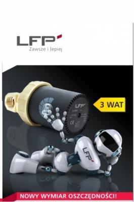 LFP Pompa cyrkulacyjna sterowana elektronicznie - ERGA