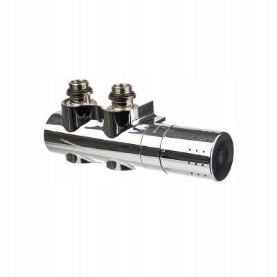 COMAP zawór termostatyczny 50 mm z głowicą CHROM