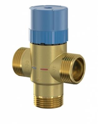 FLAMCO Flamcomix zawór mieszający 3- drogowy termostatyczny DN 15  GZ 3/4   35-70°
