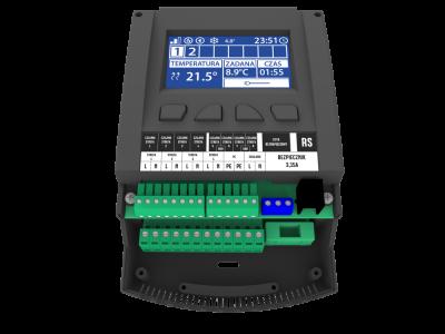 TECH L-4 WiFi Bezprzewodowo - przewodowy sterownik siłowników termostatycznych (8 stref) z wbudowanym modułem WiFi