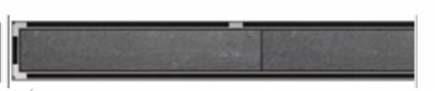 ACO odwodnienie prysznicowe L-785 h-65mm TILE