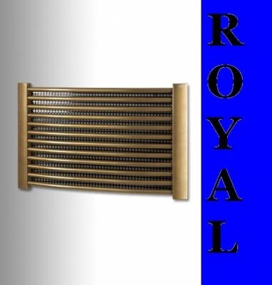 ENIX grzejnik dekoracyjny ROYAL R-1705 BRONZ METALIC