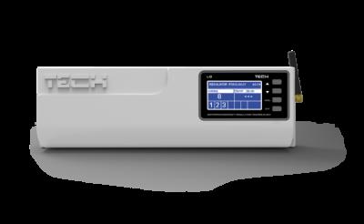TECH L-8E Bezprzewodowy sterownik siłowników termostatycznych (8 sekcji)