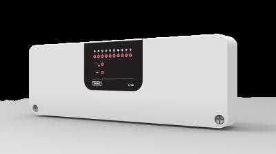 TECH L-10 PRZEWODOWY Sterownik zaworów termostatycznych (10 sekcji)