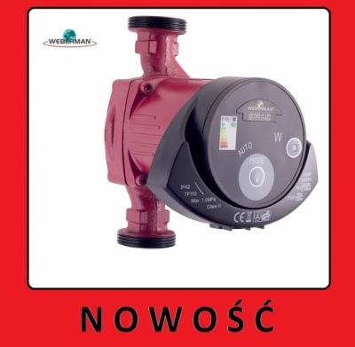 WEBERMAN FERRO RED elektroniczna pompa do CO GPA 25-60 180   0502W