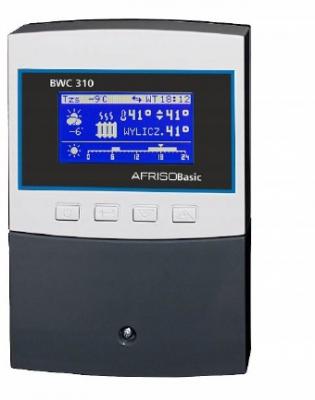 AFRISO regulator pogodowy BWC 310 siłownik ARM343