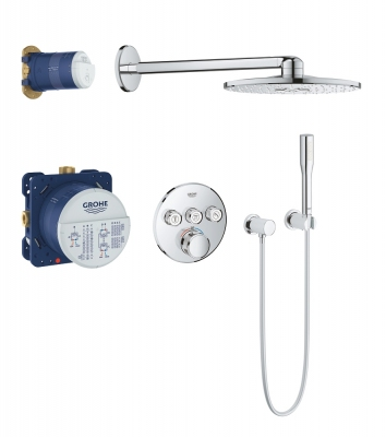 GROHE Grohtherm SmartControl Zestaw prysznicowy Rainshower 310 SmartActive